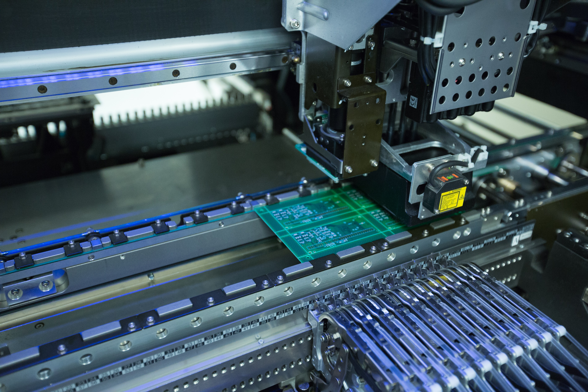 Manufacturing Capabilities Online Development Inc Printed Circuit Board Supply Domestic And Offshore